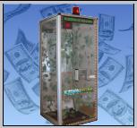 Prize Cash Grab | Trade Show Games