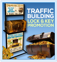 Traffic Builder | Trade Show Games